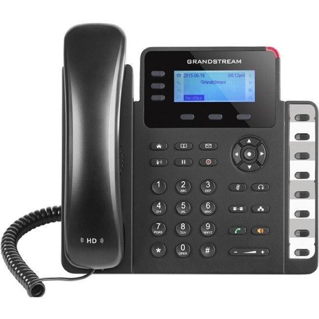Grandstream GXP1630 IP Phone - Wall Mountable, Desktop