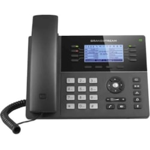 Grandstream GXP1780 IP Phone - Wall Mountable, Desktop