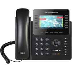 Grandstream GXP2170 IP Phone - Wired/Wireless - Bluetooth - Wall Mountable
