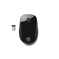 HP Z4000 Mouse - Radio Frequency - USB - Optical - 3 Button(s) - Black
