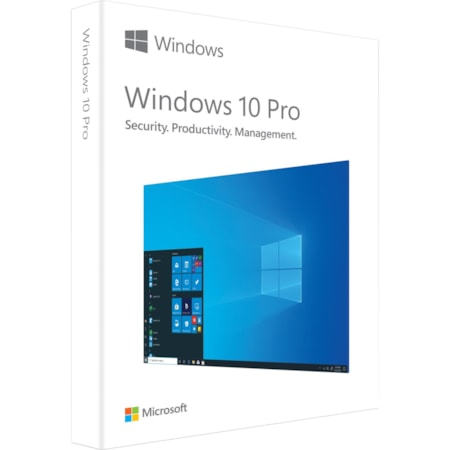 Microsoft Windows 10 Pro 32/64-bit - 1 License