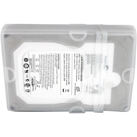 StarTech.com Case for Hard Drive - Clear
