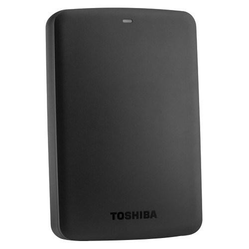 "Toshiba Canvio Basics 2 TB Hard Drive - 2.5"" Drive - External - Portable"