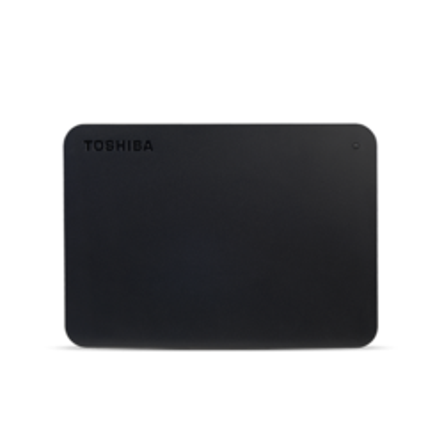 "Toshiba Canvio Basics 3 TB Hard Drive - 2.5"" Drive - External - Portable"