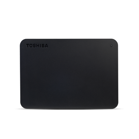 "Toshiba Canvio Basics 2 TB Hard Drive - 2.5"" Drive - External - Portable"