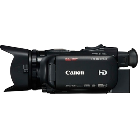 "Canon Legria HF G40 Digital Camcorder - 8.9 cm (3.5"") - Touchscreen LED - HD CMOS Pro - Full HD"
