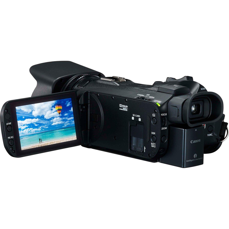 "Canon Legria HF G40 Digital Camcorder - 8.9 cm (3.5"") - Touchscreen LED - HD CMOS Pro - Full HD"
