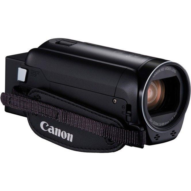 "Canon Legria HF R806 Digital Camcorder - 7.6 cm (3"") - Touchscreen LCD - HD CMOS - Full HD - Black"