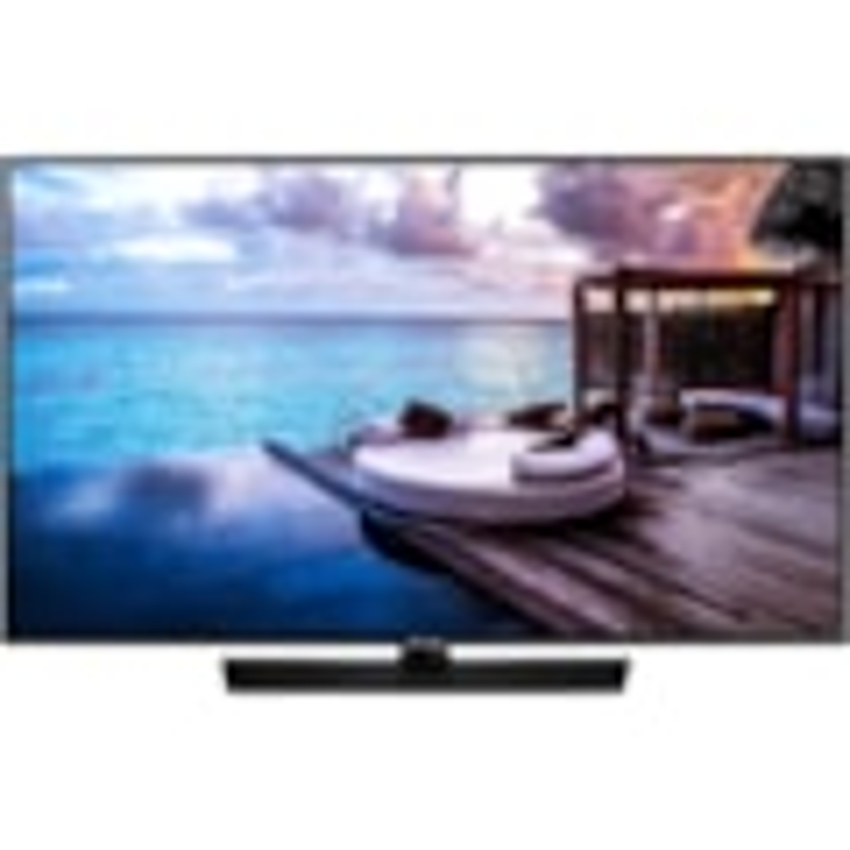 Samsung 690 HG43AJ690UK 109.2 cm Smart LED-LCD TV - 4K UHDTV - Charcoal Black