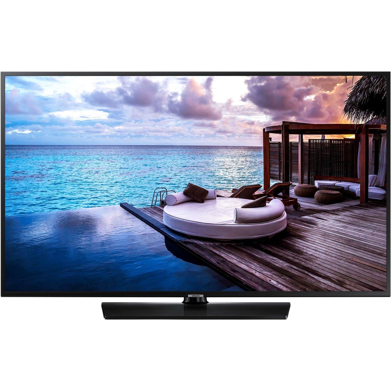 Samsung 690 HG55AJ690UK 139.7 cm Smart LED-LCD TV - 4K UHDTV - Charcoal Black