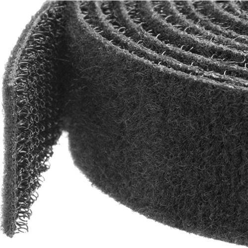 StarTech.com Cable Tie - Black - 1 Pack