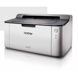 Brother HL-1110 Laser Printer - Monochrome - 2400 x 600 dpi Print - Plain Paper Print - Desktop