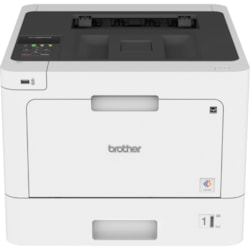 Brother HL-L8260CDW Colour Laser Printer 31PPM, Duplex, Wireless Network, 300 Sheet Paper Input
