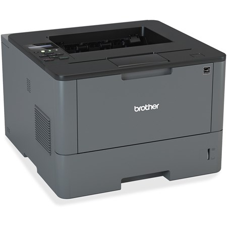 Brother HL-L5100DN Laser Printer - Monochrome - 1200 x 1200 dpi Print - Plain Paper Print - Desktop