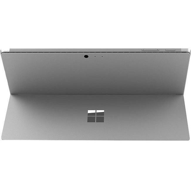 "Microsoft Surface Pro 1796 Tablet - 31.2 cm (12.3"") - 16 GB - Intel Core i5 (7th Gen) i5-7300U Dual-core (2 Core) 2.60 GHz - 256 GB SSD - Windows 10 Pro 64-bit - 2736 x 1824 - PixelSense - Silver, Black"