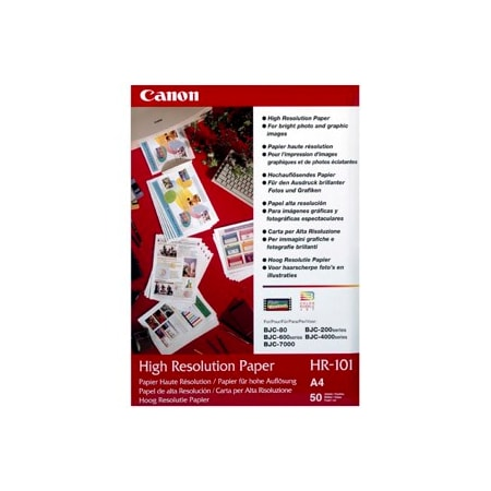 Canon HR-101N High Resolution Paper