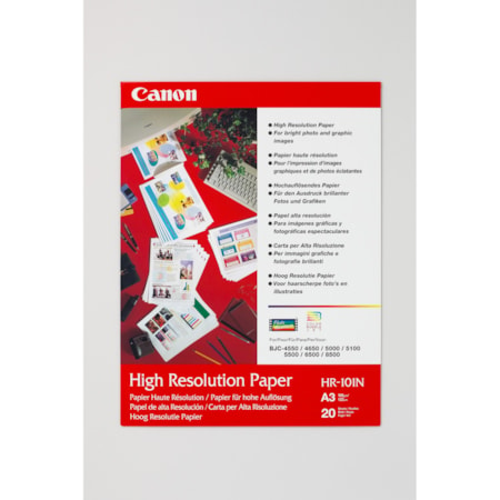 Canon HR-101N Inkjet Print High Resolution Paper