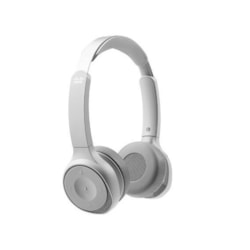 Cisco 730 Wired/Wireless Over-the-head Stereo Headset - Platinum