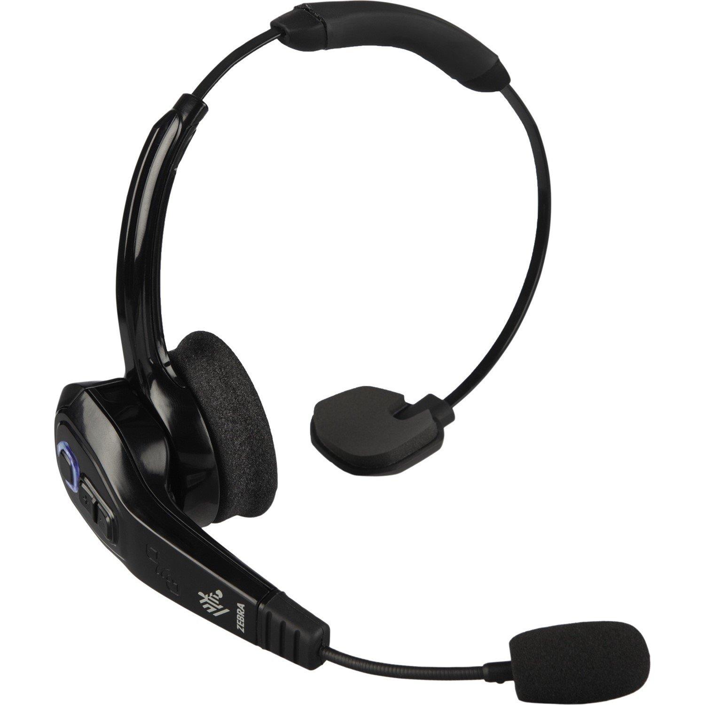 Zebra HS3100 Wireless Over-the-head Mono Headset