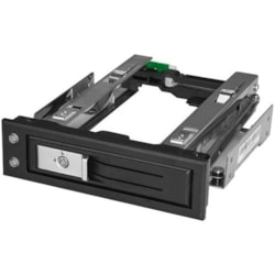StarTech.com Drive Bay Adapter Internal - Black