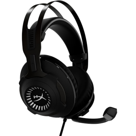 Kingston HyperX Cloud Revolver S Wired Over-the-head Stereo Gaming Headset - Black