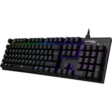 HyperX Alloy FPS RGB Mechanical Keyboard - Cable Connectivity
