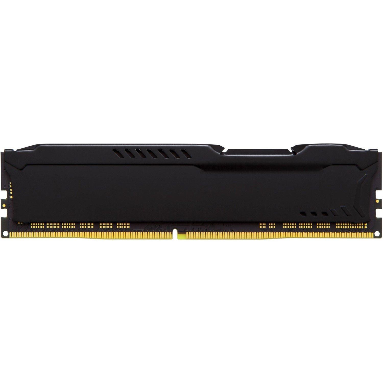 Kingston HyperX Fury RAM Module - 16 GB (1 x 16 GB) - DDR4-2666/PC4-21300 DDR4 SDRAM - CL16 - 1.20 V