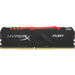 HyperX Fury RAM Module for Desktop PC - 8 GB (1 x 8 GB) - DDR4-2666/PC4-21300 DDR4 SDRAM - CL16 - 1.20 V