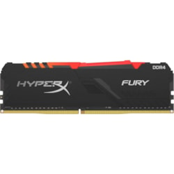 HyperX Fury RAM Module for Desktop PC - 8 GB (1 x 8 GB) - DDR4-3000/PC4-24000 DDR4 SDRAM - CL15 - 1.35 V
