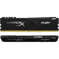 HyperX FURY RAM Module for Desktop PC - 32 GB (2 x 16 GB) - DDR4-3200/PC4-25600 DDR4 SDRAM - CL16 - 1.35 V