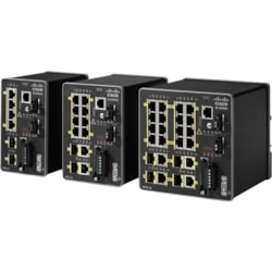 Cisco IE-2000U-4TS-G 4 Ports Manageable Ethernet Switch