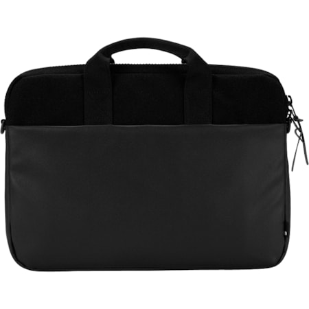 "Incase Compass Brief Carrying Case (Briefcase) for Apple 38.1 cm (15"") MacBook Pro, MacBook, MacBook Air - Black"