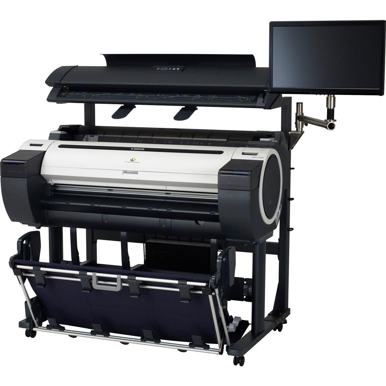 """Canon Ipf780 A0 5 Colour Technical 36"""" LFP, 1YR Os, Usb 2, GB Lan Windows, Mac & Hdi Drivers"""