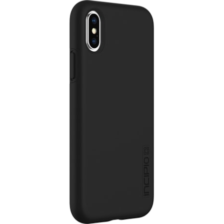 Incipio DualPro Case for Apple iPhone Xs, iPhone X - Black