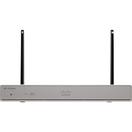 Cisco 1100-8P IEEE 802.11ac Ethernet, ADSL2+, VDSL2, SHDSL Modem/Wireless Router