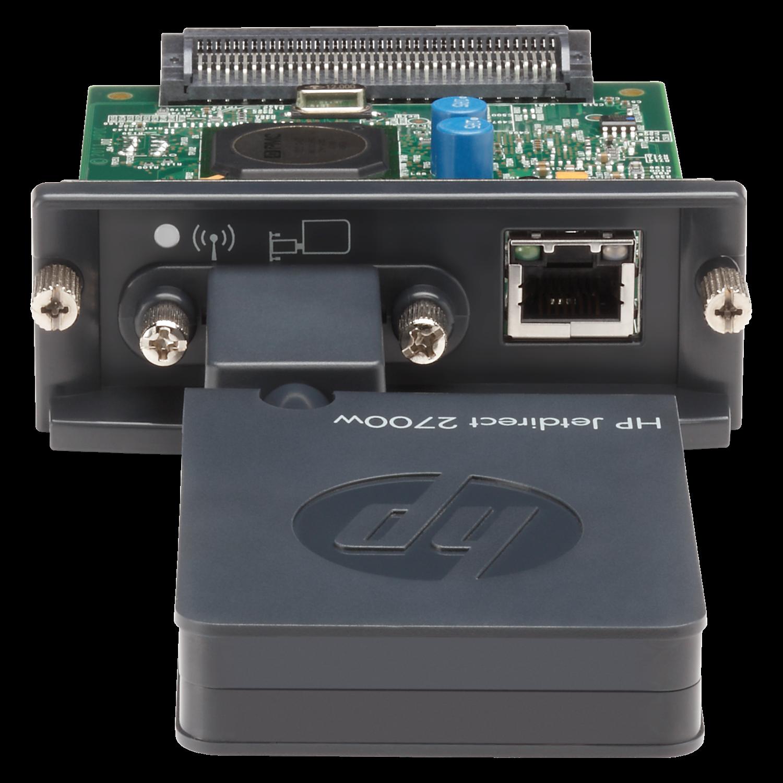 HP Jetdirect 695nw Wireless Print Server
