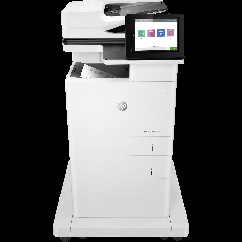 HP LaserJet M632 M632fht Laser Multifunction Printer - Monochrome
