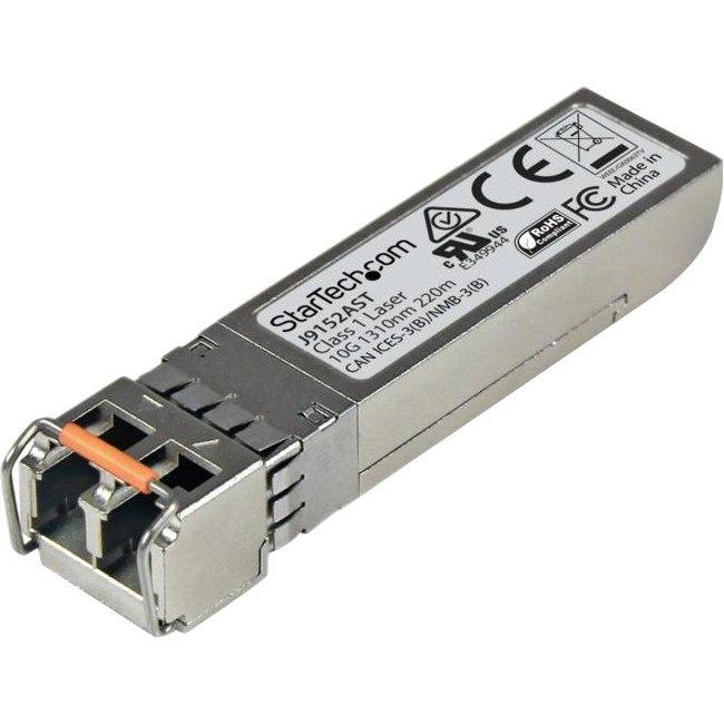StarTech.com SFP+ - 1 LC Duplex 10GBase-LRM Network