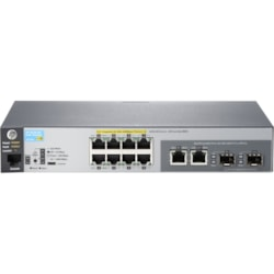 HPE 2530-8G-PoE+ 8 Ports Manageable Ethernet Switch