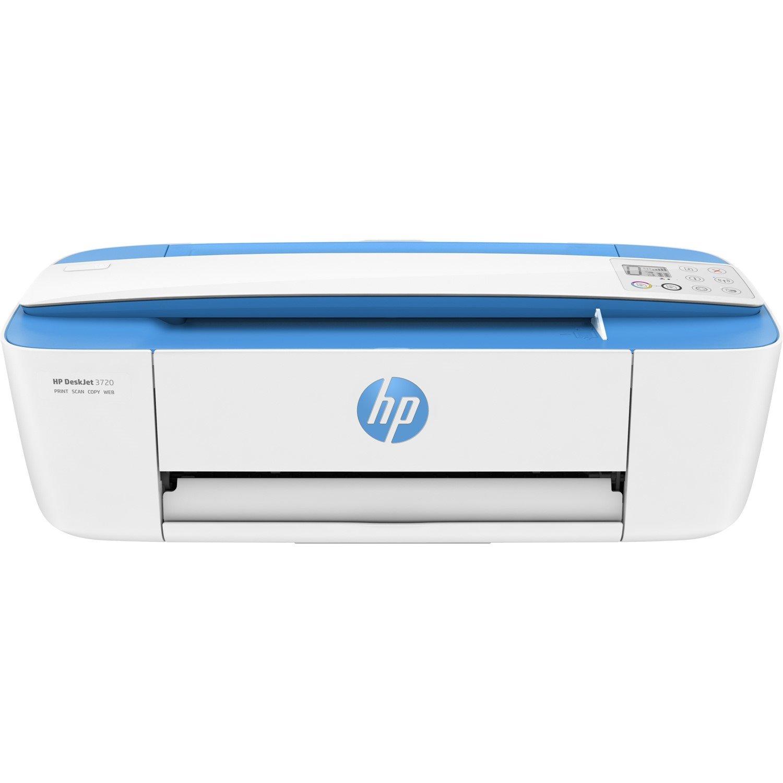 HP Deskjet 3720 Inkjet Multifunction Printer - Colour