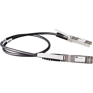 HPE SFP+ Network Cable for Network Device - 65 cm