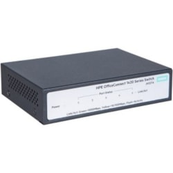 HPE OfficeConnect 1420 5G 5 Ports Ethernet Switch