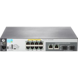 HPE 2530-8-PoE+ 8 Ports Manageable Ethernet Switch