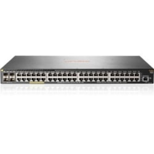 Aruba 48 Ports Manageable Layer 3 Switch