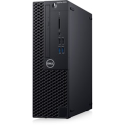 Dell OptiPlex 3000 3070 Desktop Computer - Core i5 i5-9500 - 8 GB RAM - 256 GB SSD - Small Form Factor
