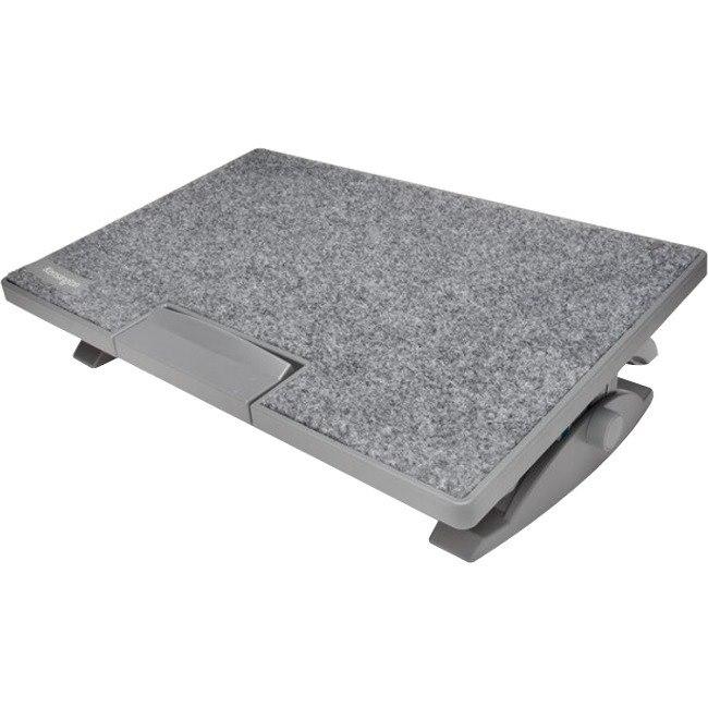 Kensington SoleMate Pro Lite Footrest - Grey