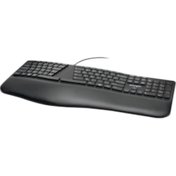 Kensington Pro Fit Keyboard - Cable Connectivity - USB Type A Interface - Black