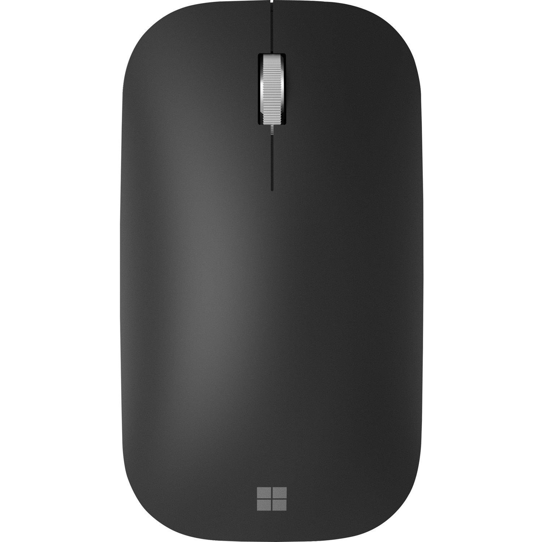 Microsoft Surface Mouse - BlueTrack - Wireless - 4 Button(s) - Black