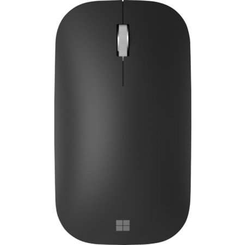 Microsoft Surface Mouse - Bluetooth - BlueTrack - 4 Button(s) - Black