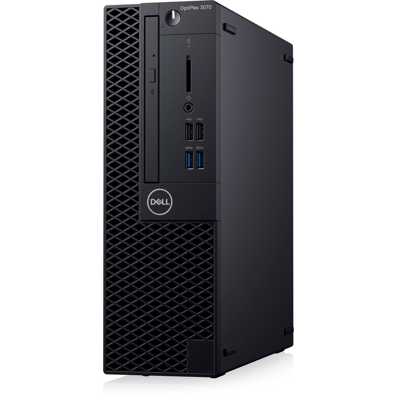 Dell OptiPlex 3000 3070 Desktop Computer - Core i3 i3-9100 - 8 GB RAM - 1 TB HDD - Small Form Factor